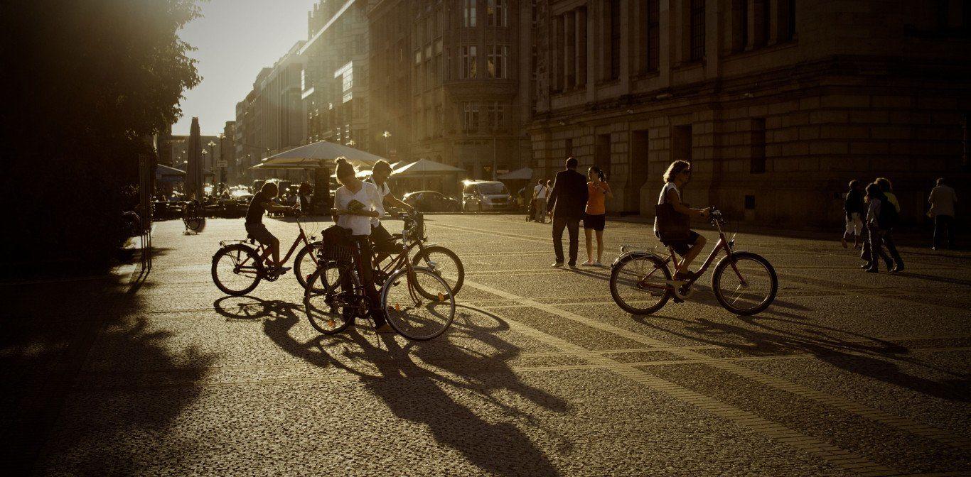 Cykelsemester i stad