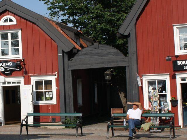 Discover charming Norrtälje