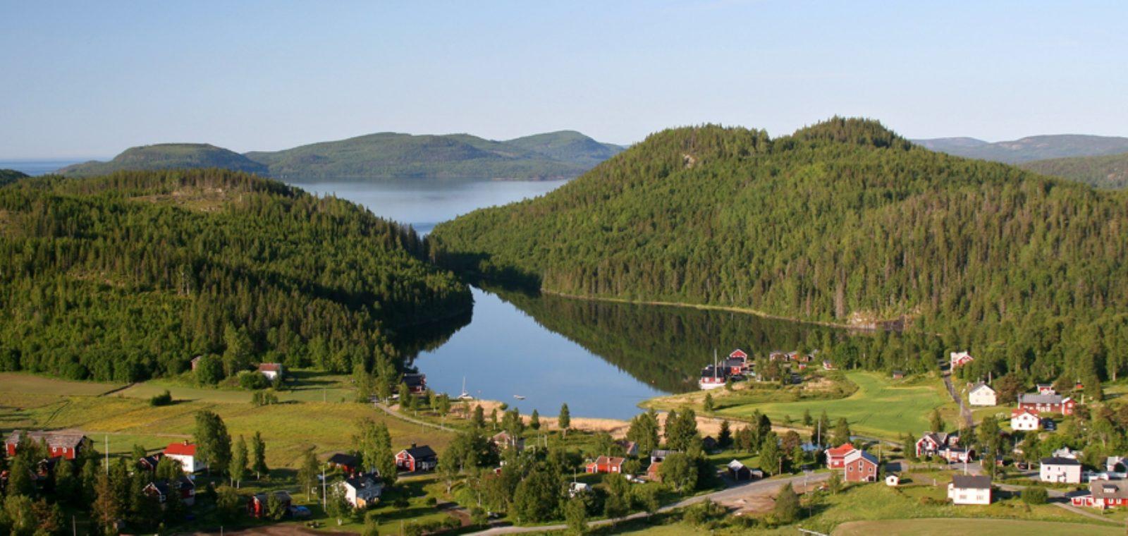 Swedenbybike high coast