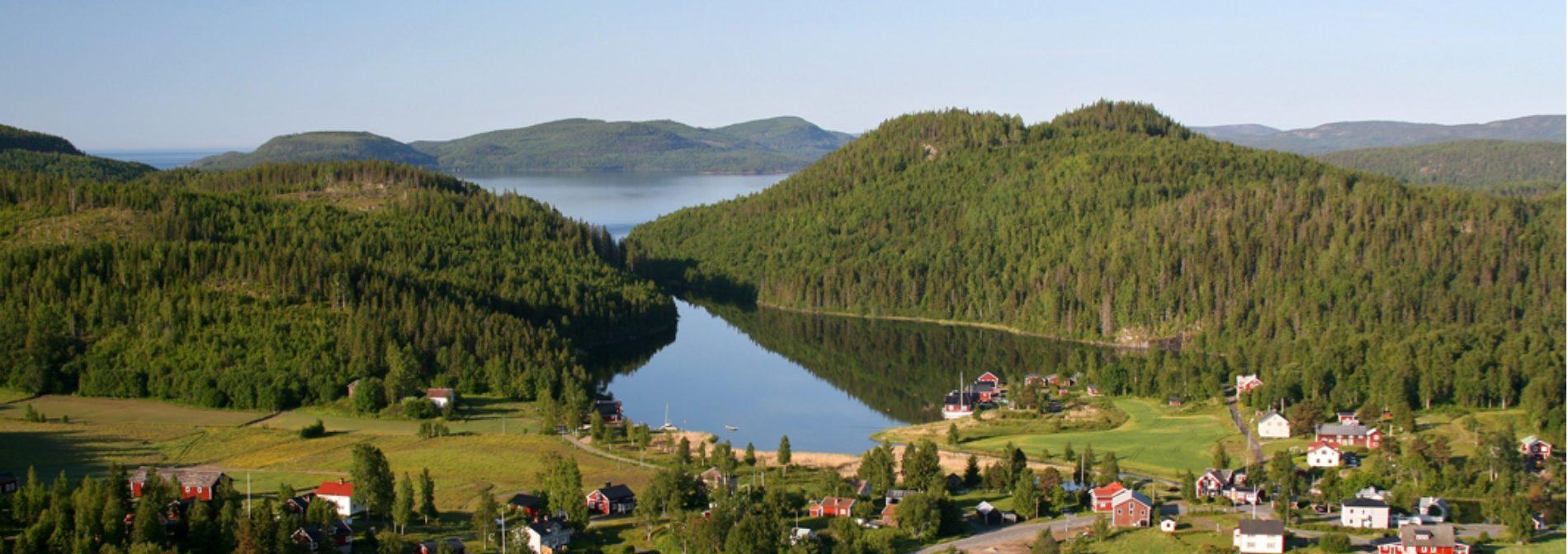 Swedenbybike höga kusten