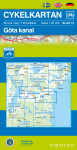Cykelkartan blad 19 - Cykelkarta Göta kanal