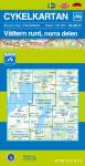 Cykelkartan blad 21 - Cykelkarta Vättern Runt (norra delen)