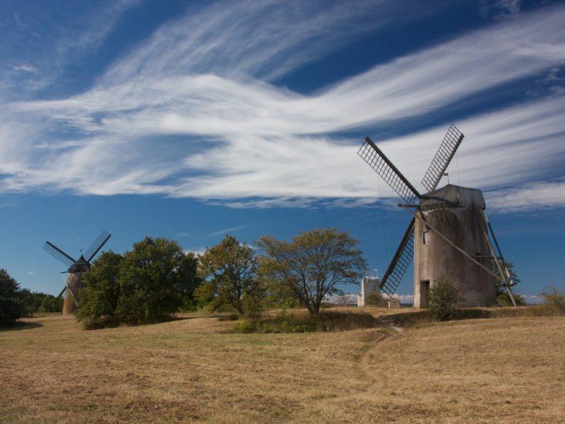 Gotland windmill