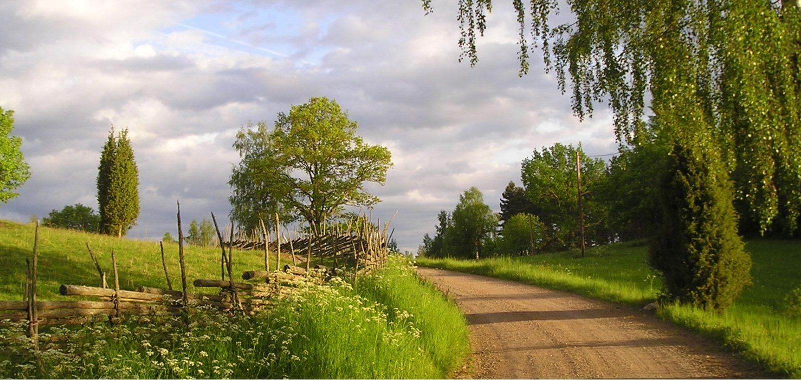 Cykla i Sommenbygd