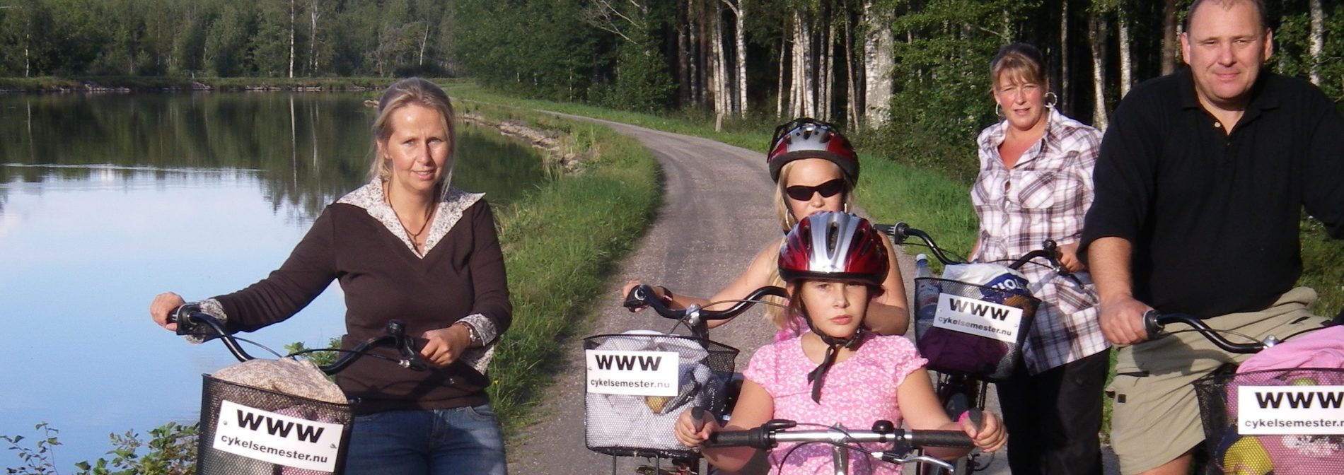 Cykelsemester Göta kanal