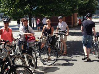 Cykla i Malmö