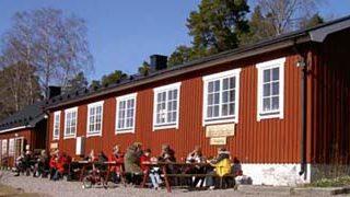 Naturkaféet vid Väsby Gård
