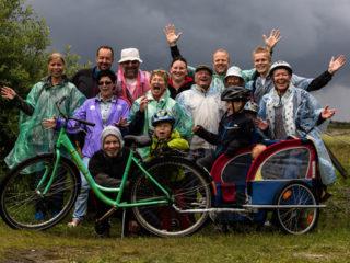 Guidad cykeltur på Koster