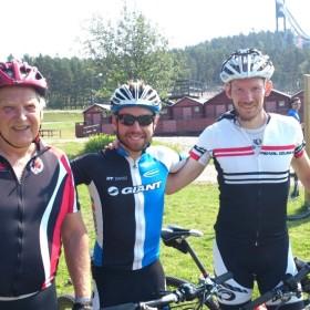 MTB-läger med Emil Lindgren