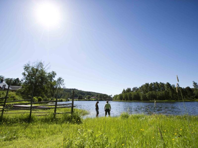 Cycle along the Klarälven River in Värmland_2