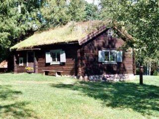 Albert Engström- gården