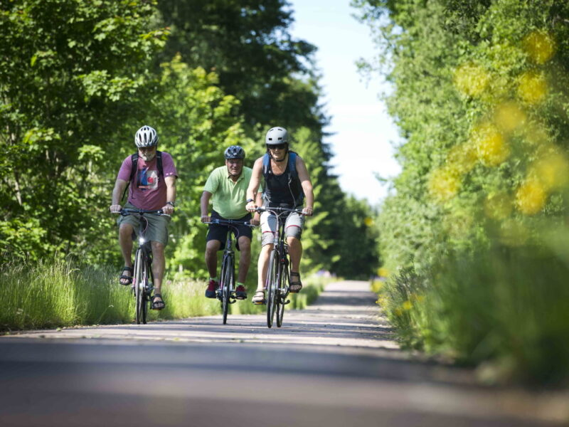 Klarälvsbanan bilfri cykling-2