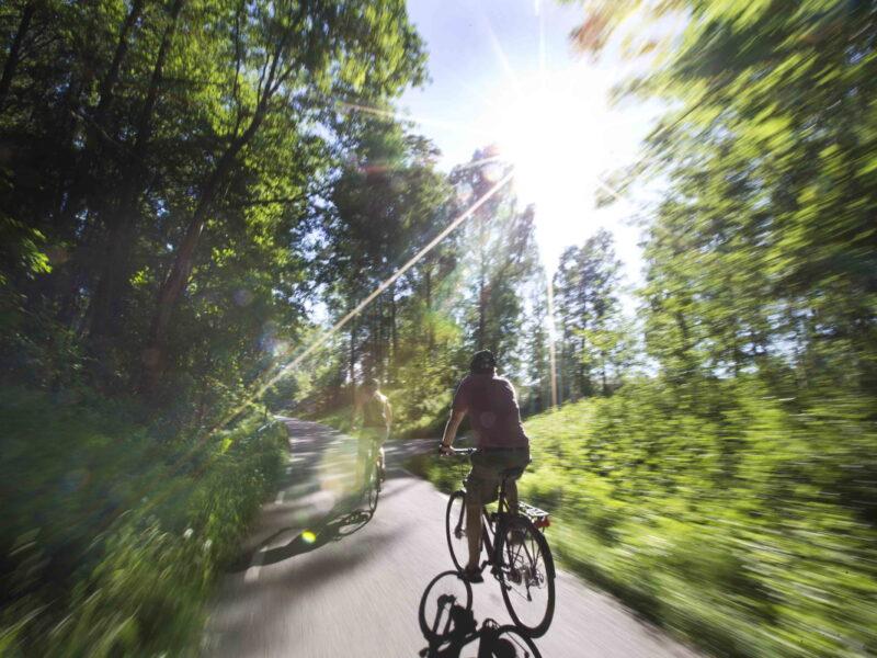 Klarälvsbanan cyklister_2