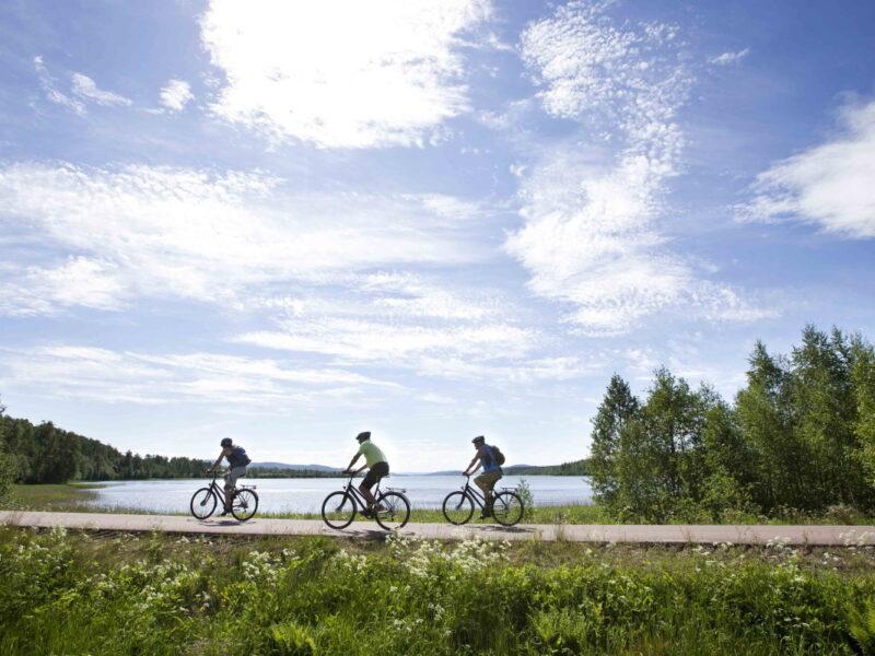 Klarälvsbanan by bike_2