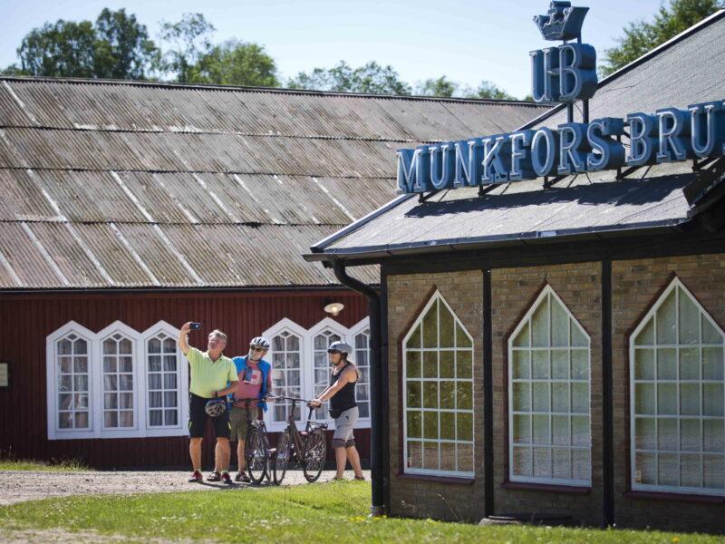 Munkfors Bruk längs Klarälvsbanan_2