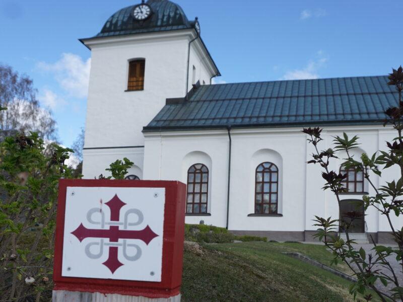 St Olavsleden pilgrimcenter Selånger kyrka