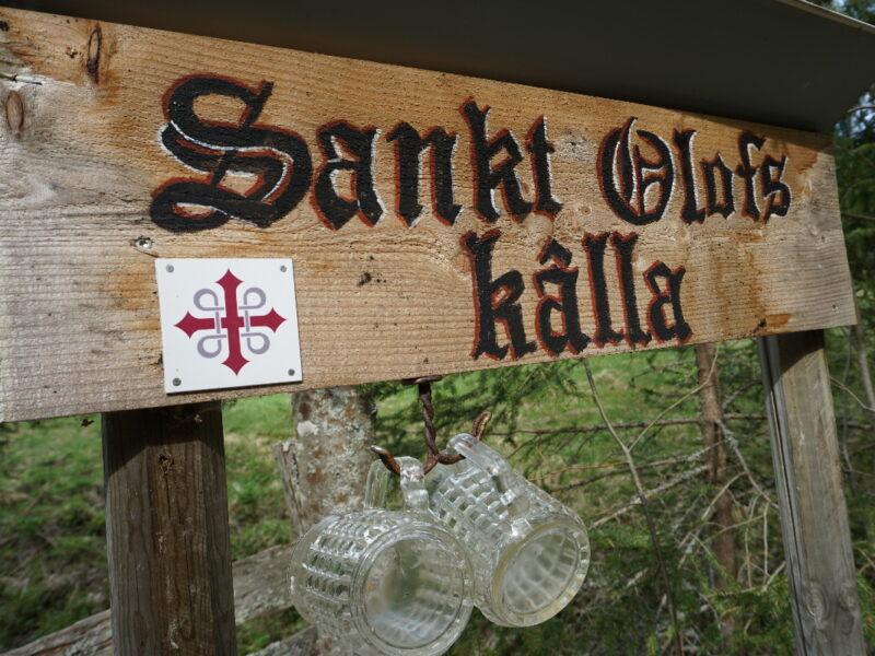 St Olavsleden_Sankt Olovs källa