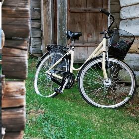 Kultur på cykel i Dalarna