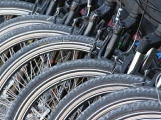 Bicycle rental Nyköping