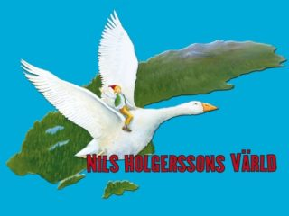 Nils Holgersson's world