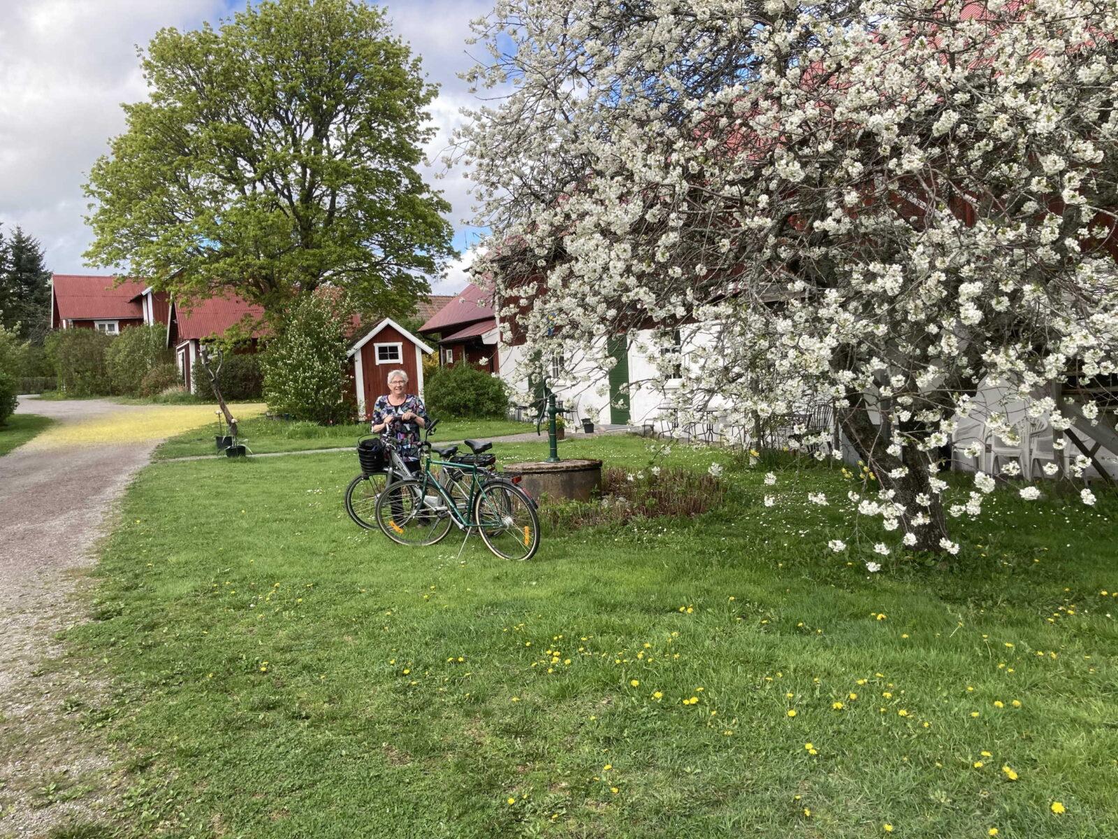 Brunnsta Gård cykelsemester
