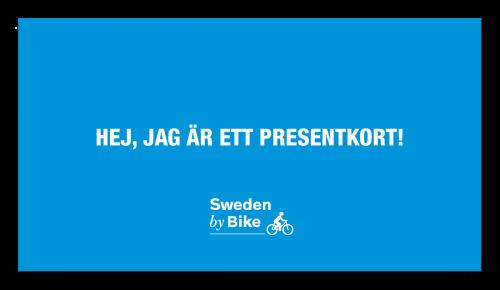 Presentkort cykelpaket 500 kr