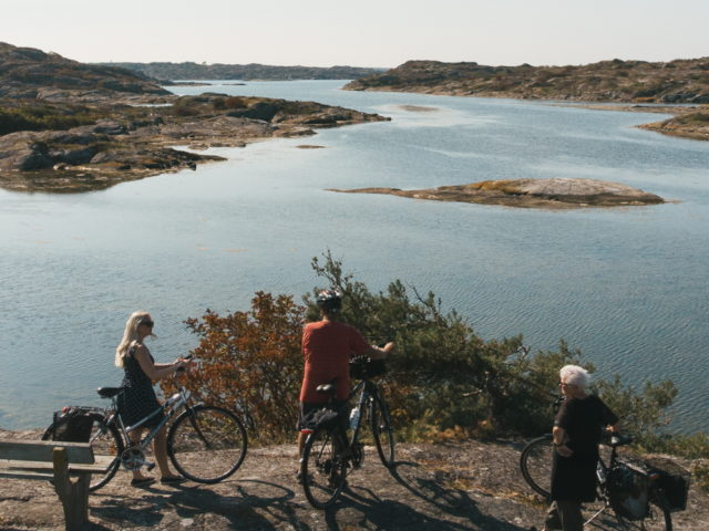 Cycling holiday Öckeröarna Bohuslän West Coast2