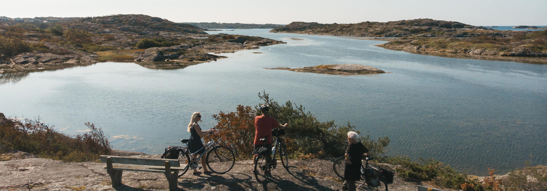 Cykelsemester Öckeröarna Bohuslän Västkusten2