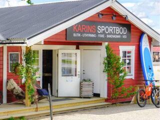 Karins sportbod-lofsdalen