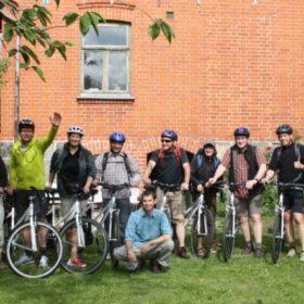 Landsvägscykling med guide