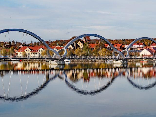 Take a tour along Sydostleden