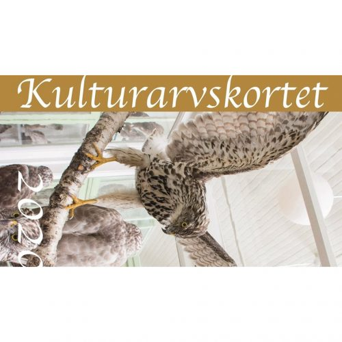 Cultural Heritage Card 2020
