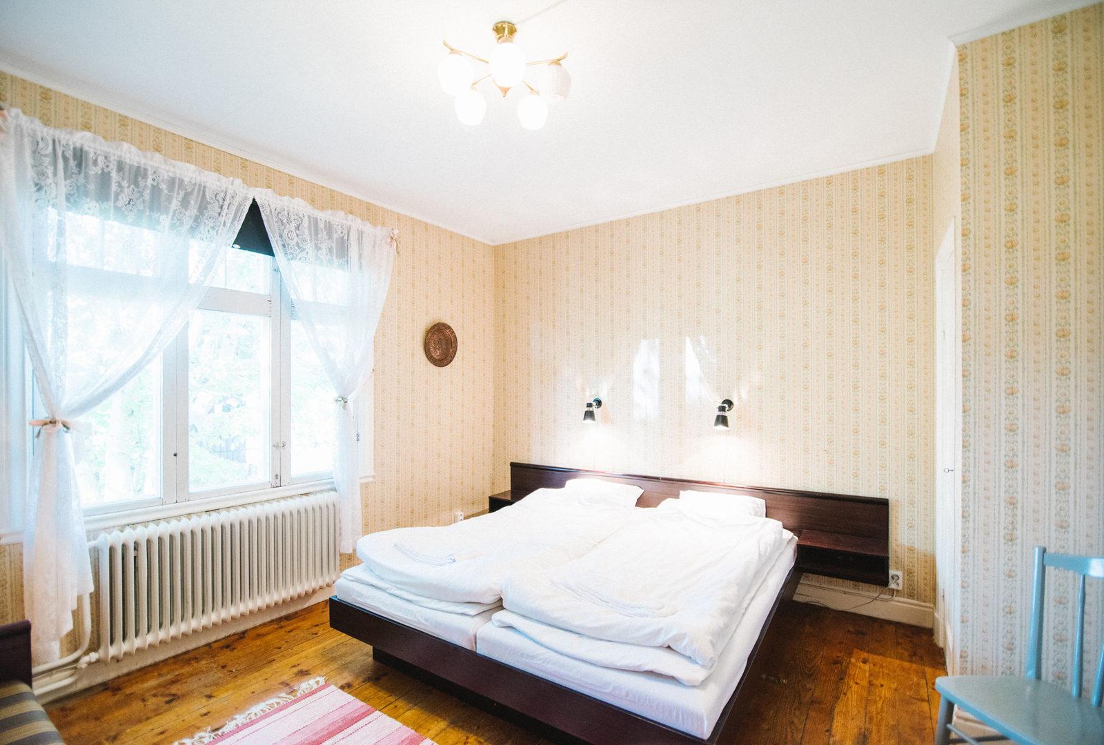 Urshult Hotel double room