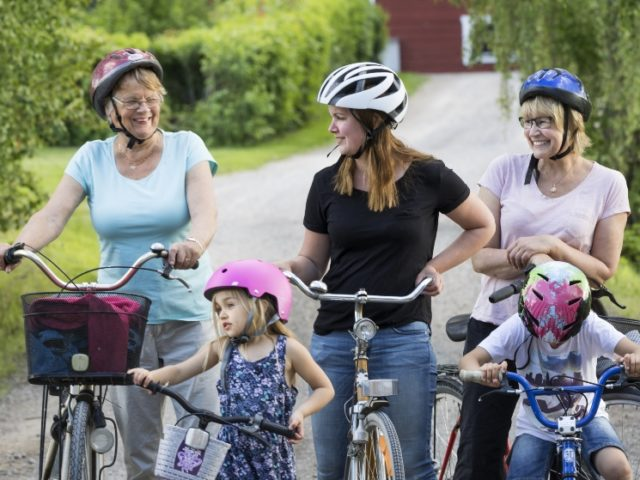 Cykla i Fjärdhundraland