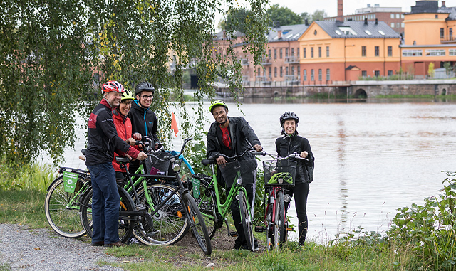 Eskilstuna bike tourism