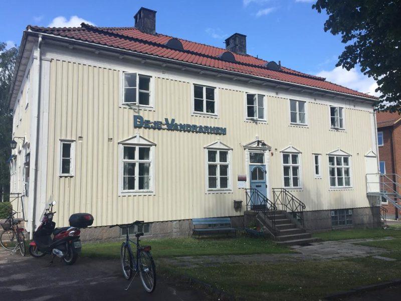 Deje hostel Klarävlsbanan