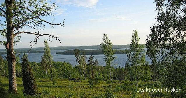 Rusken, Småland, Cykling