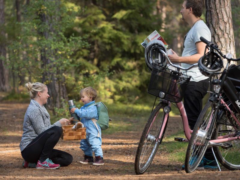 Sweden by Bike Södertälje 1