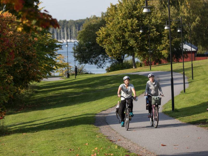Sweden by Bike Södertälje 4