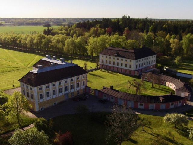 Ekolsunds slott cykla