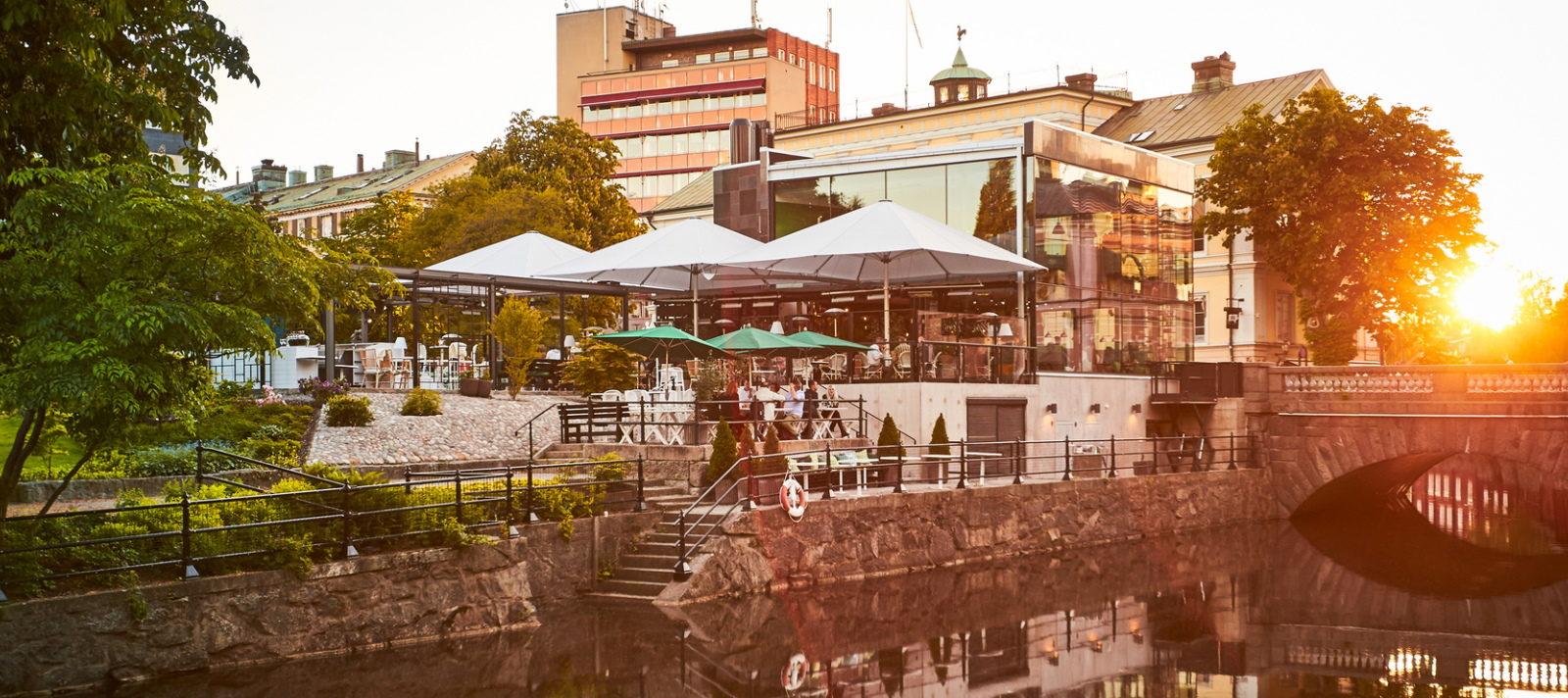Västerås Brasserie stadsparken_Pia Nordlander