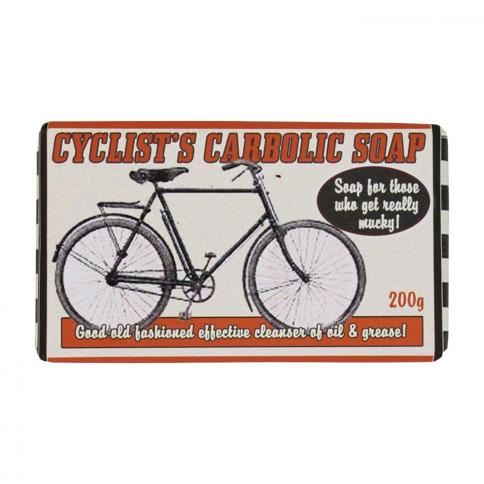 Tvål för din cykel