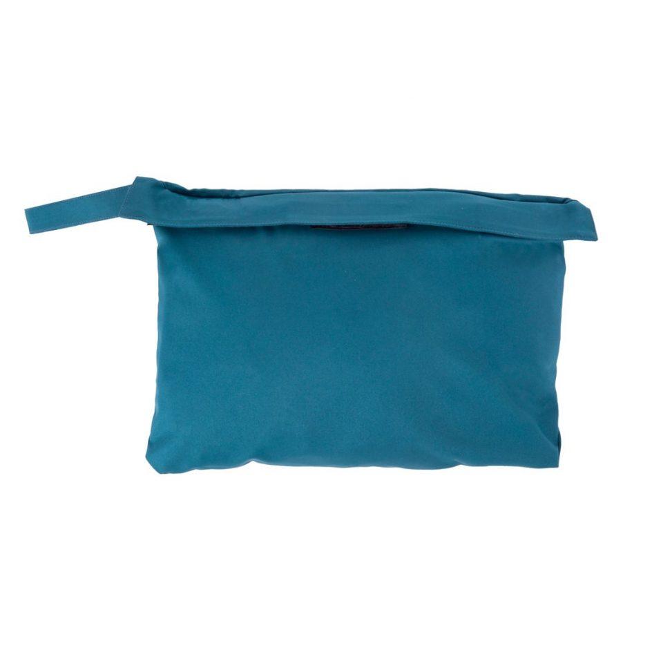 Imbris regnponcho behållare