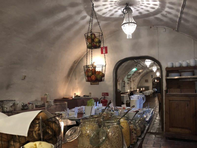 Sundbyholms slott_frukostbuffe
