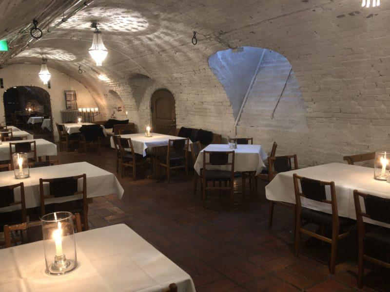 Sundbyholms slott_frukostmatsal