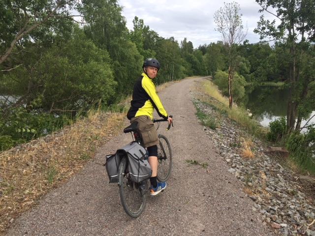 cykling Ekolsund