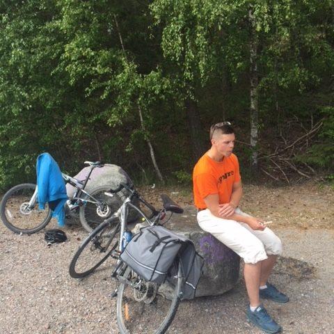 Fjärdhundraland Cykla