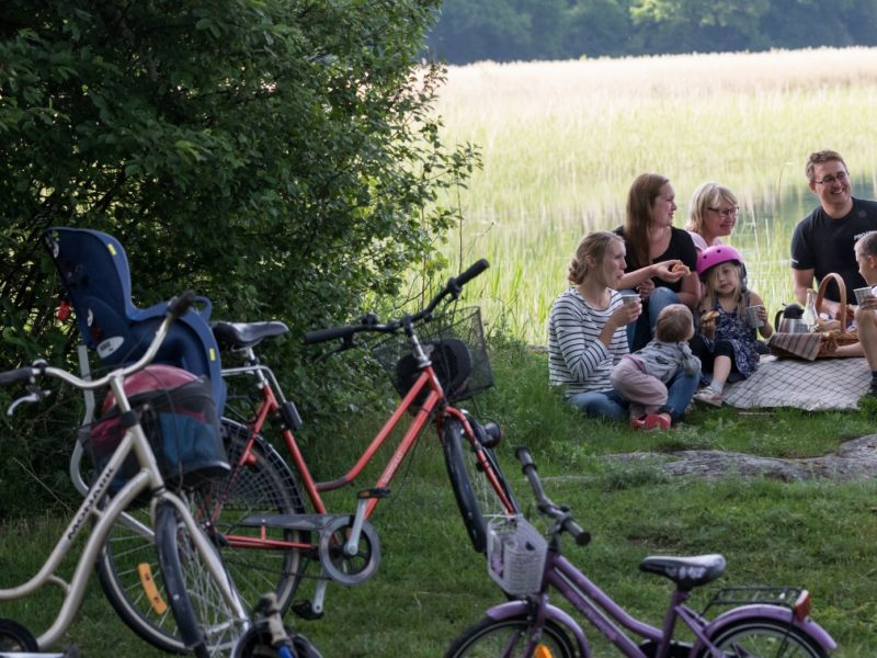 Enköping Fjärdhundraland - Sweden by Bike