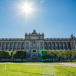 stockholm-riksdagen