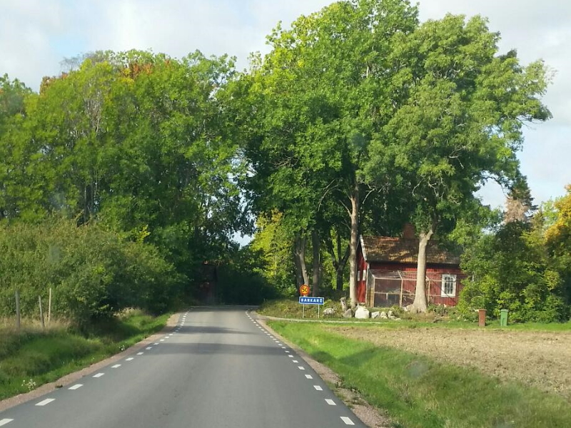 Cycle to Strömsholm Castle2